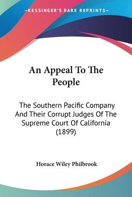 An Appeal to the People