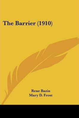 The Barrier (1910)