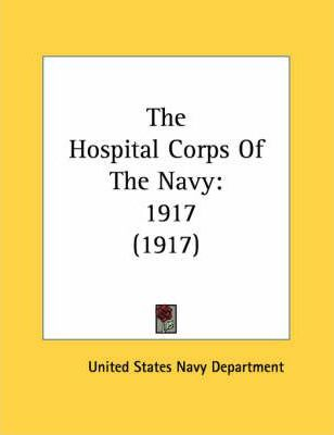 The Hospital Corps of the Navy
