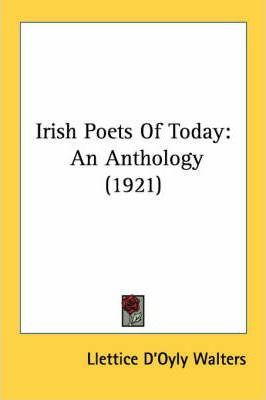 Irish Poets of Today