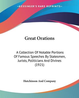Great Orations