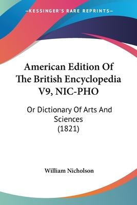 American Edition of the British Encyclopedia V9, Nic-PHO