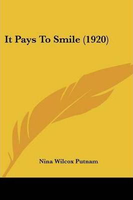 It Pays to Smile (1920)