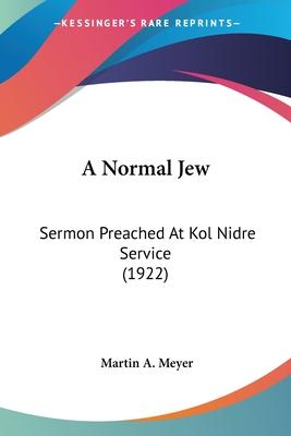 A Normal Jew