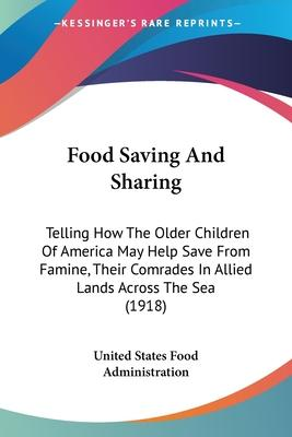Food Saving and Sharing