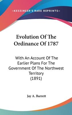 Evolution of the Ordinance of 1787