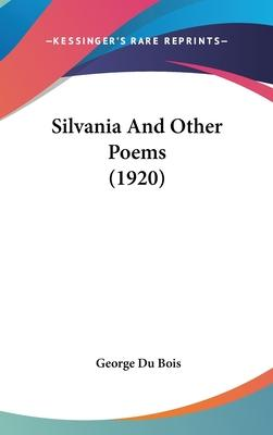 Silvania and Other Poems (1920)