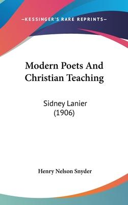 Modern Poets and Christian Teaching