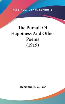 The Pursuit of Happiness and Other Poems (1919)