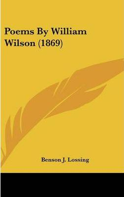 Poems by William Wilson (1869)