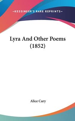 Lyra and Other Poems (1852)