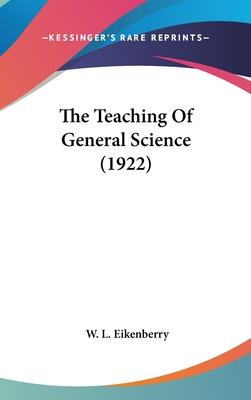 The Teaching of General Science (1922)