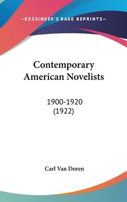 Contemporary American Novelists