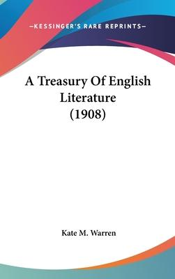 A Treasury of English Literature (1908)