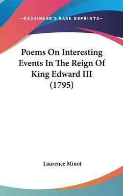 Poems on Interesting Events in the Reign of King Edward III (1795)