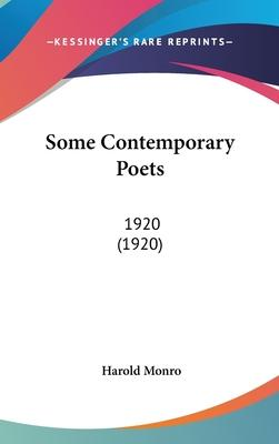 Some Contemporary Poets