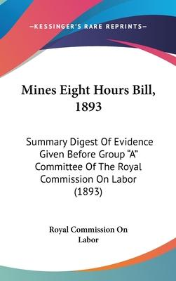 Mines Eight Hours Bill, 1893