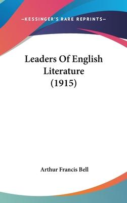 Leaders of English Literature (1915)