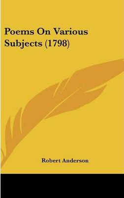 Poems on Various Subjects (1798)
