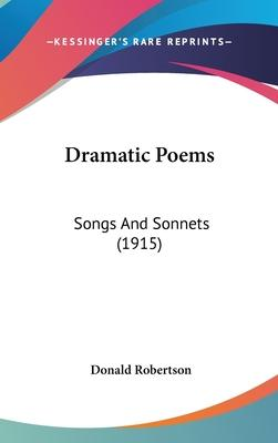 Dramatic Poems