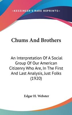 Chums and Brothers