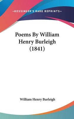 Poems by William Henry Burleigh (1841)
