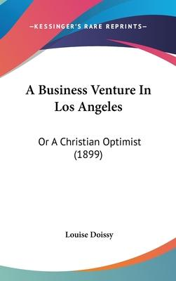 A Business Venture in Los Angeles