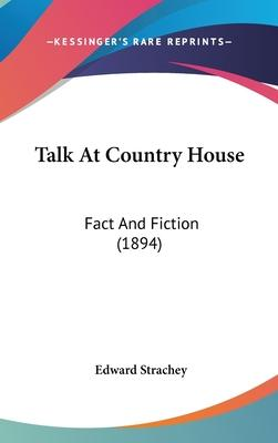 Talk at Country House