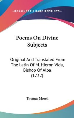 Poems on Divine Subjects
