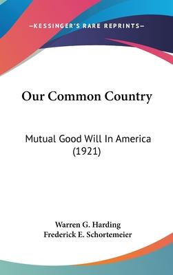 Our Common Country