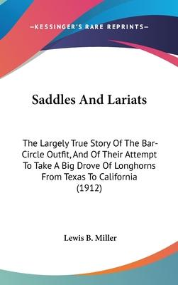 Saddles and Lariats