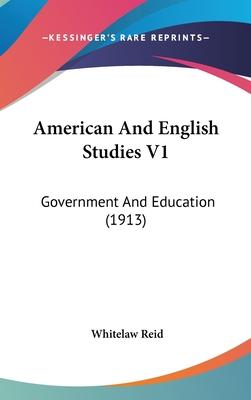 American and English Studies V1