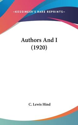 Authors and I (1920)