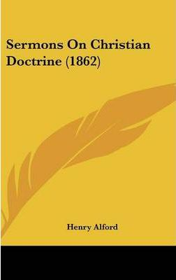 Sermons on Christian Doctrine (1862)