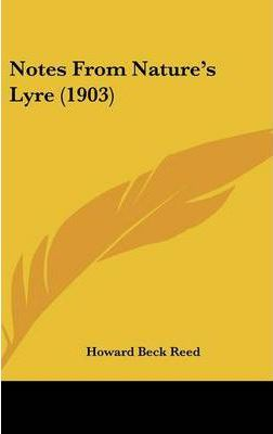 Notes from Nature's Lyre (1903)