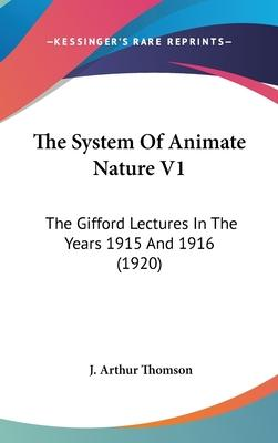 The System of Animate Nature V1