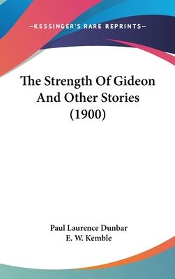 The Strength Of Gideon And Other Stories (1900) Cover Image