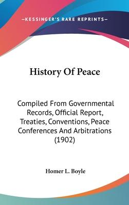 History of Peace