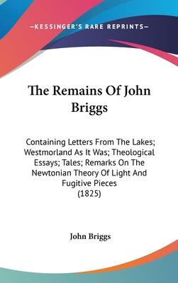 The Remains of John Briggs