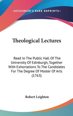 Theological Lectures