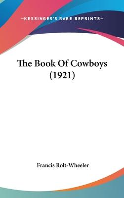 The Book of Cowboys (1921)