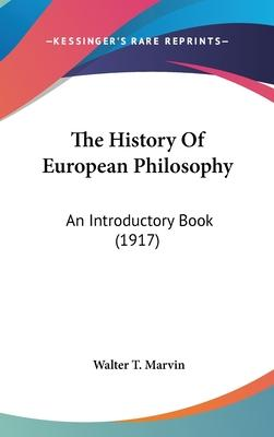 The History of European Philosophy