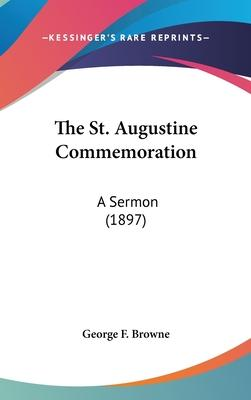 The St. Augustine Commemoration