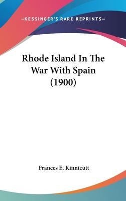 Rhode Island in the War with Spain (1900)