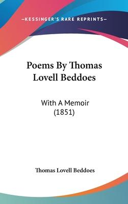 Poems by Thomas Lovell Beddoes