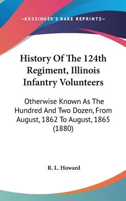 History of the 124th Regiment, Illinois Infantry Volunteers