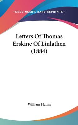Letters of Thomas Erskine of Linlathen (1884)