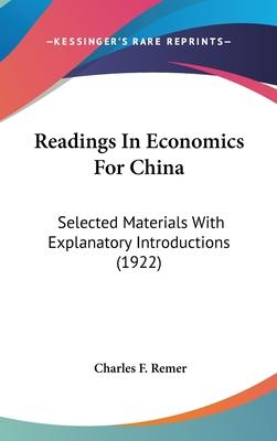Readings in Economics for China