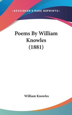 Poems by William Knowles (1881)