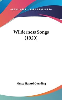 Wilderness Songs (1920)